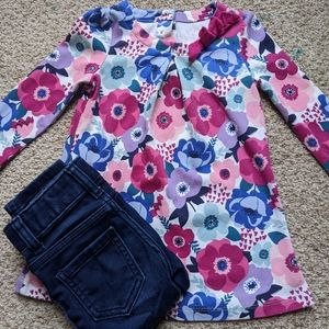 2T Girl's Fall Outfit